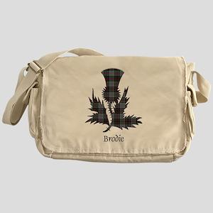 Thistle - Brodie hunting Messenger Bag