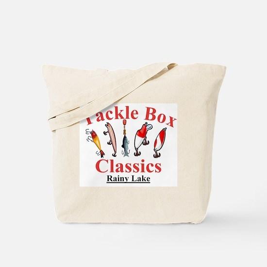 Tackle Box Classics Tote Bag