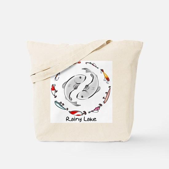 Yin & the Yang Tote Bag