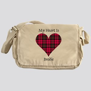 Heart - Brodie Messenger Bag
