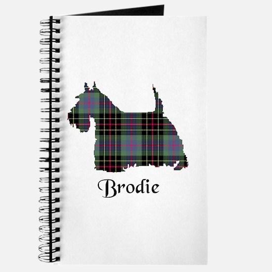 Terrier - Brodie hunting Journal