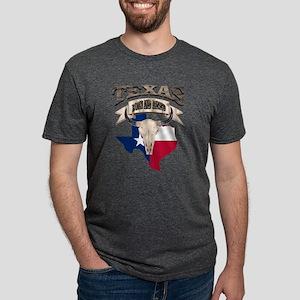 Bull Skull Texas home T-Shirt