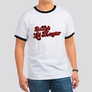 Inspiration Text - Daddy's Little Mons T-Shirt