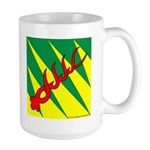 Outlands War Ensign Large Mug