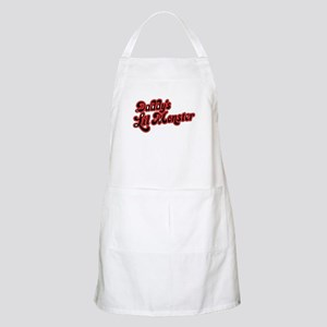 Inspiration Text - Daddy's Little Light Apron