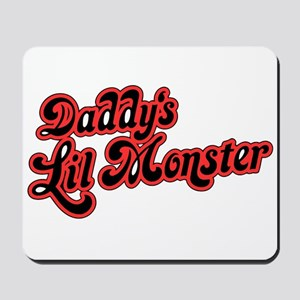 Inspiration Text - Daddy's Little Mo Mousepad