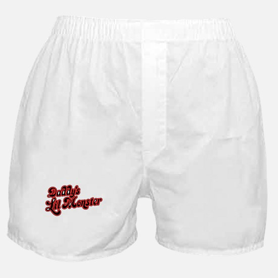 Inspiration Text - Daddy's Little Boxer Shorts