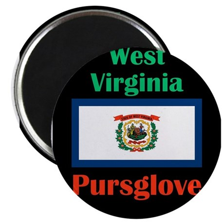 Pursglove West Virginia Magnets
