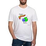 Jingle Balls Fitted T-Shirt