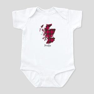 Map - Brodie Infant Bodysuit