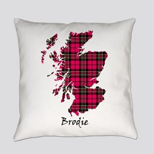 Map - Brodie Everyday Pillow