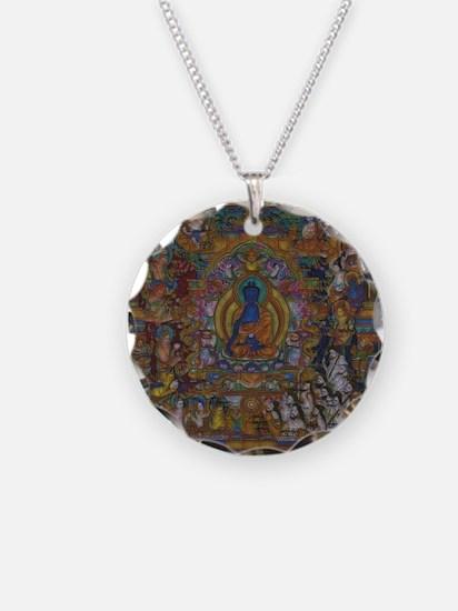 Cute Buddha buddhist Necklace