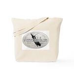 Shippy Rodeo Bulls Tote Bag