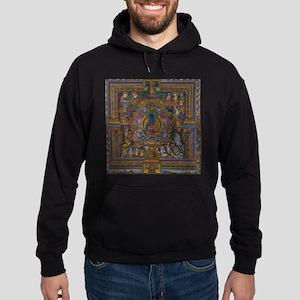 Medicine Buddha Hoodie (dark)