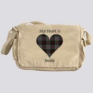 Heart - Brodie hunting Messenger Bag