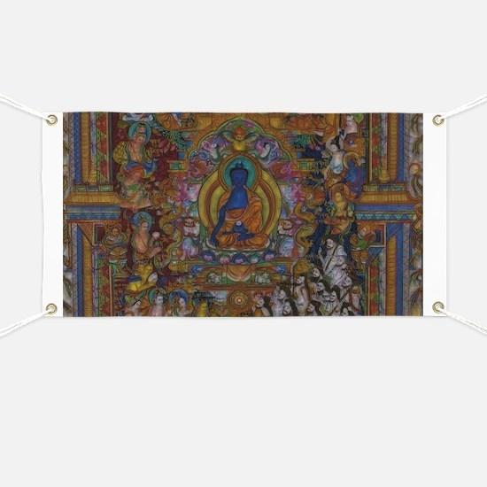 Medicine Buddha Banner