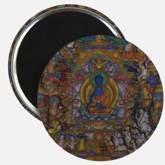 Medicine Buddha Magnets