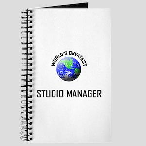 World's Greatest STUDIO MANAGER Journal
