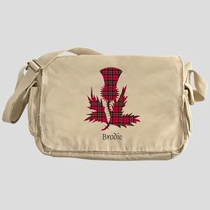Thistle - Brodie Messenger Bag
