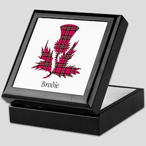 Thistle - Brodie Keepsake Box