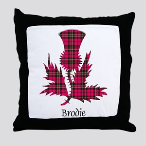 Thistle - Brodie Throw Pillow