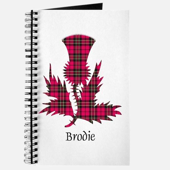 Thistle - Brodie Journal