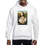 Mona / 3 Chihs Hooded Sweatshirt