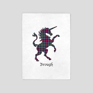 Unicorn - Brough 5'x7'Area Rug