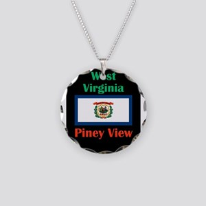 Piney View West Virginia Necklace