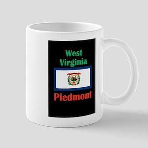 Piedmont West Virginia Mugs