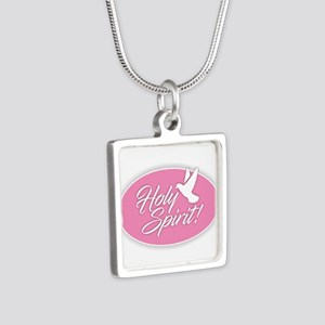 Holy Spirit - Pink Necklaces