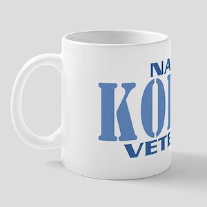 KOREAN WAR NAVY VETERAN! Mug
