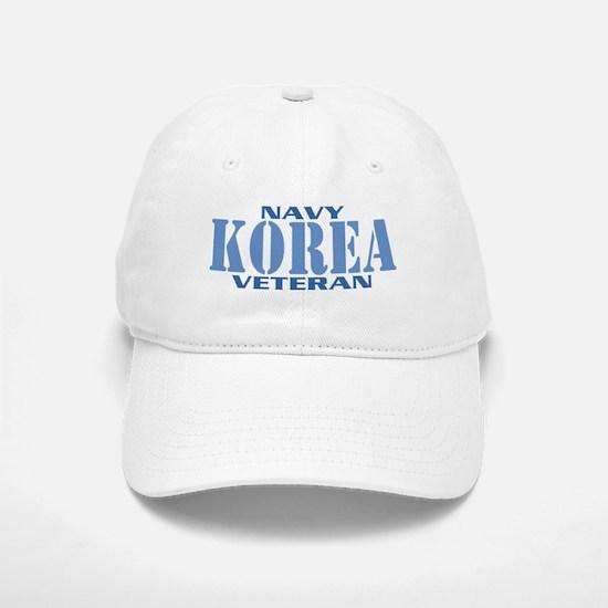KOREAN WAR NAVY VETERAN! Baseball Baseball Cap