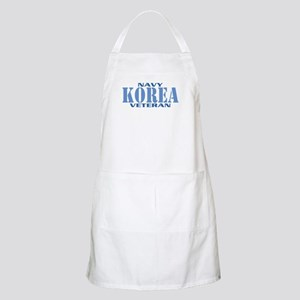 KOREAN WAR NAVY VETERAN! BBQ Apron