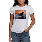 WHALE DREAMS Women's T-Shirt