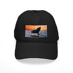 WHALE DREAMS Black Cap