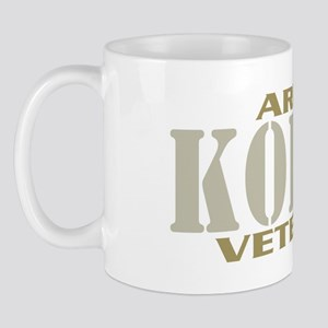 KOREAN WAR ARMY VETERAN Mug