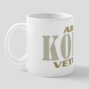 KOREAN WAR ARMY VETERAN Mug