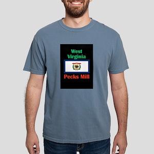 Pecks Mill West Virginia T-Shirt