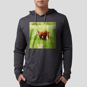 Grazing Cow 4Lena Long Sleeve T-Shirt