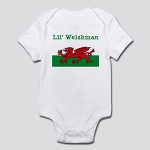 Welsh Infant Bodysuit