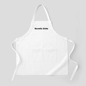 Hermits Unite BBQ Apron