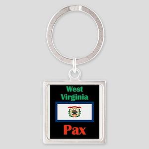 Pax West Virginia Keychains