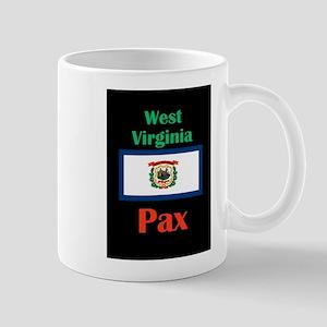 Pax West Virginia Mugs