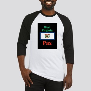 Pax West Virginia Baseball Jersey