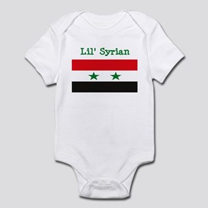 Syrian Infant Bodysuit