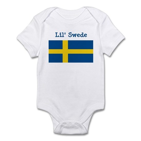 Sweden Infant Bodysuit