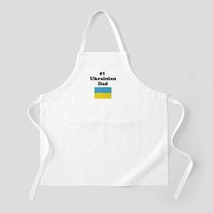 #1 Ukrainian Dad BBQ Apron