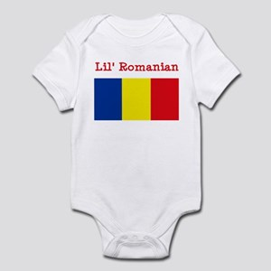 Romanian Infant Bodysuit