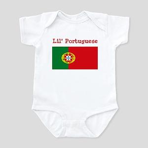 Portuguese Infant Bodysuit